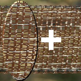 HorseGuard conventional fence is available in Brown, Green or White. It needs good grounding.